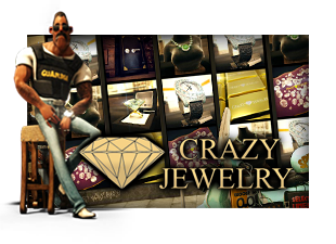 Crazy Jewelry 3d Slot