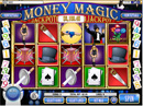 You are now playing Money Magic