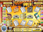 You are now playing Gushers Gold!